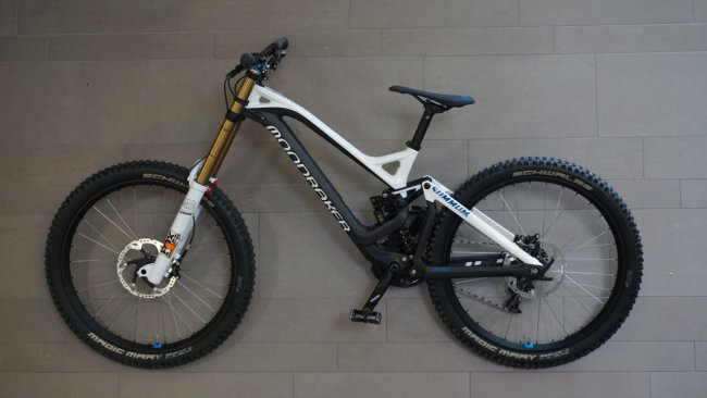 Summum DH Carbon Pro Team Custom Aufbau